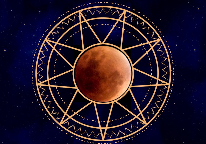 blood moon eclipse wicca - photo #33