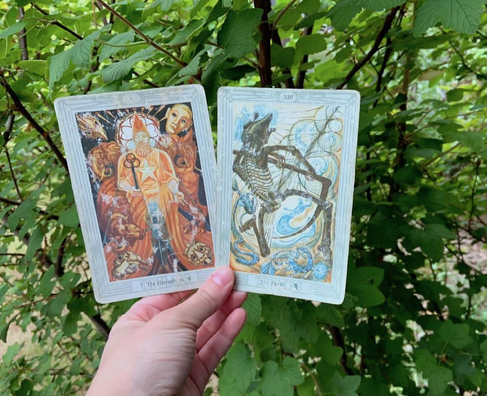 weekly tarot november 8 2019