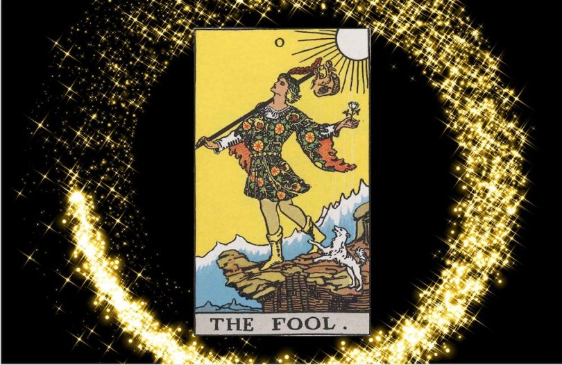 tarot the fool
