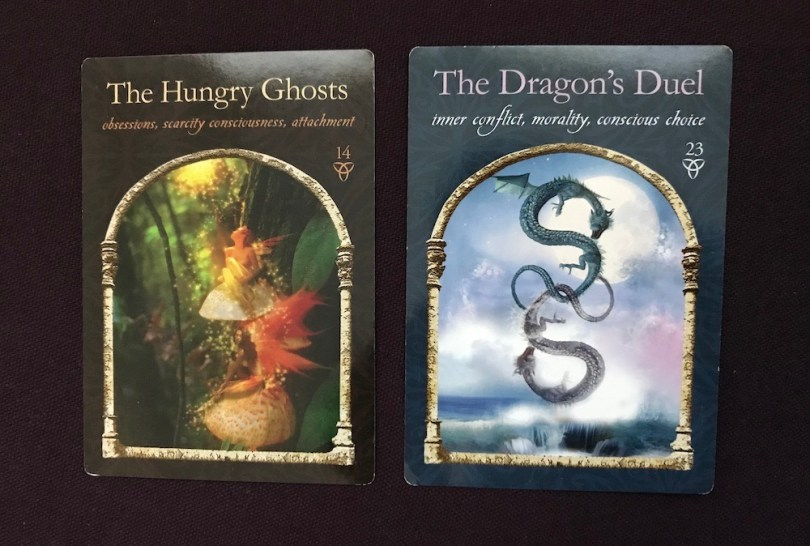 weekly oracle reading