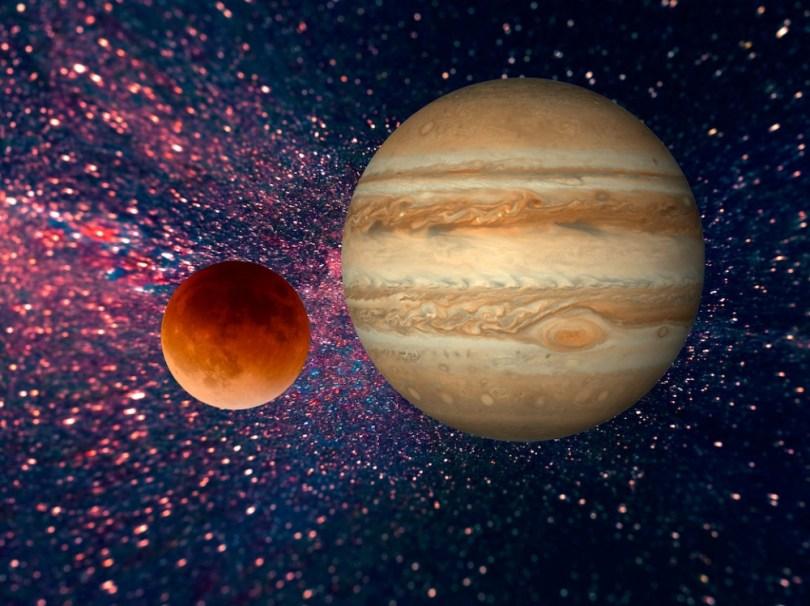 mars jupiter conjunction