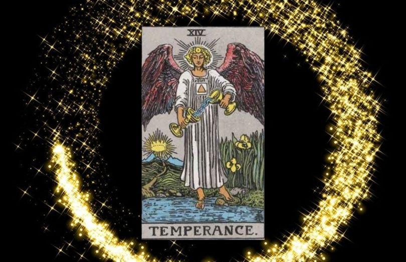 temperance tarot