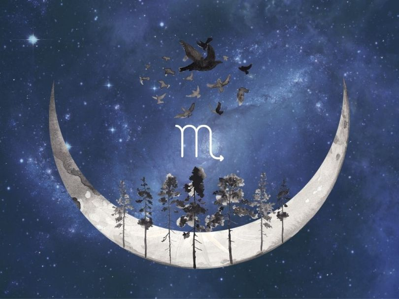 scorpio new moon astrology 2020