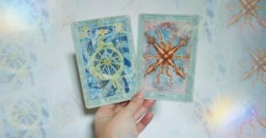 tarot reading great conjunction