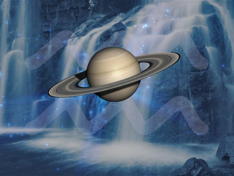 saturn in aquarius astrology