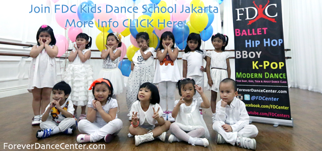 Kids Dance Competition Indonesia
