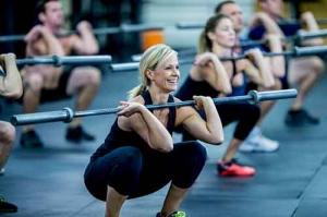 3 benefits of CrossFit
