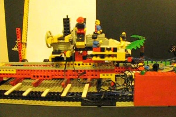 Lego Felt Tip Printer