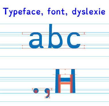 Font for dyslexics