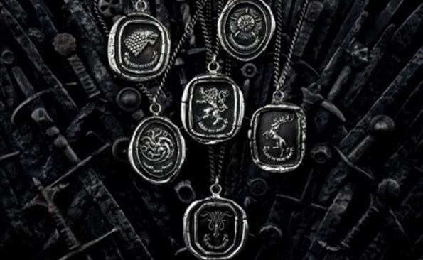 Game of Thrones - featured jewelry
