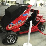 Arcade Expo 3.0 - Outrun custom car