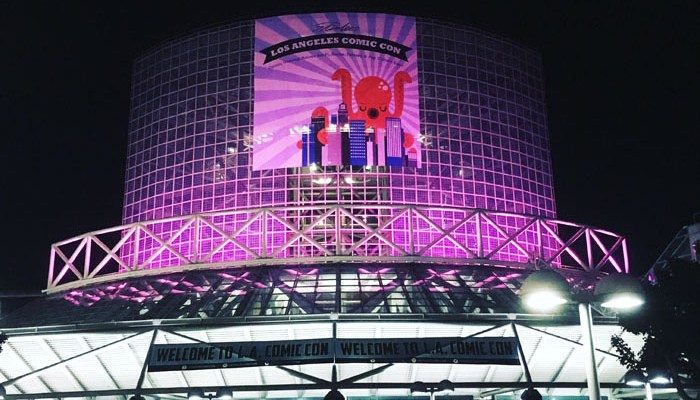 Stan Lee's LA Comic-Con 2016