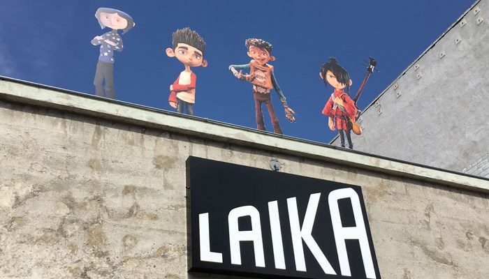SDCC 2017 - LAIKA at Gaslamp
