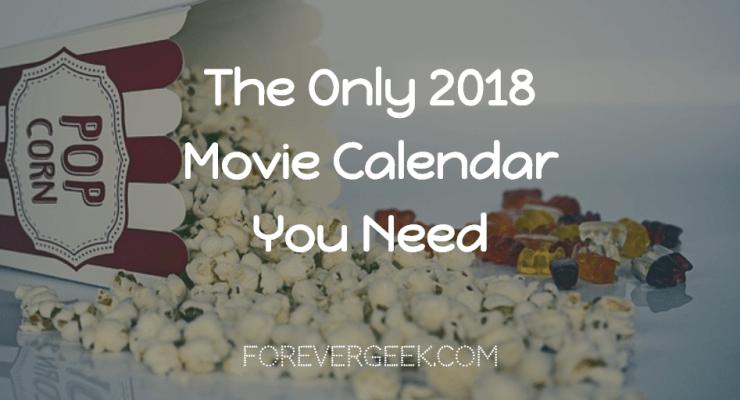 2018 movies list