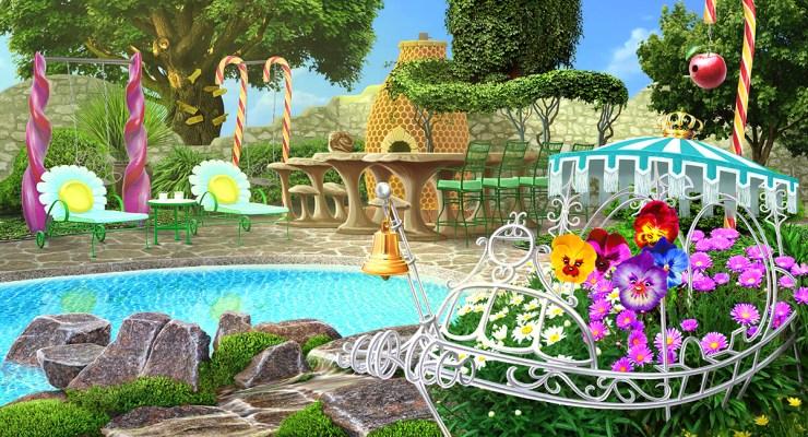 fantasy gardens