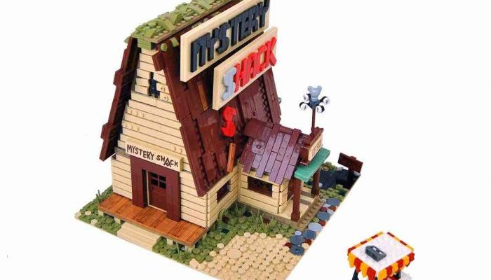 Gravity Falls Mystery Shack LEGO Ideas