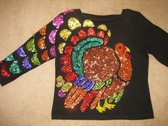 thanksgiving sweaters