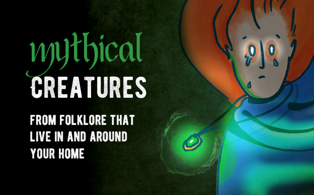mythical creatures from around the world