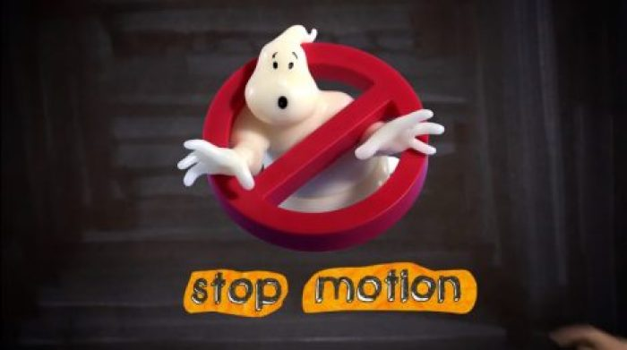 Ghostbusters Stop Motion Tribute