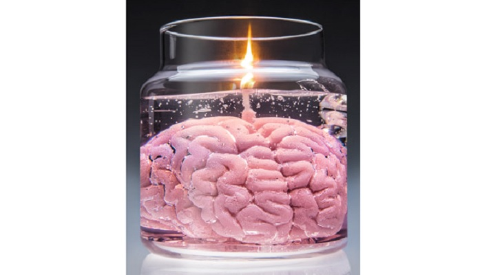 creepy Brain Candle