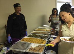 Forever Grateful, LLC catering delight