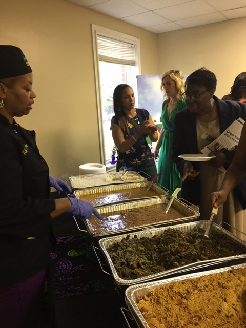 Forever Grateful, LLC catering options1