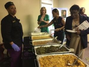 Forever Grateful, LLC catering options2