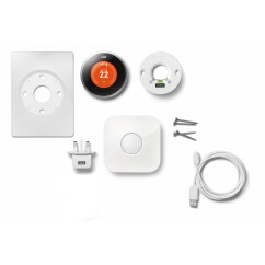Nest 3rd Homekit Ceiling Fan Wiring Diagram Two Switches Learning Thermostat Generation Bronze Forever