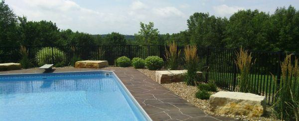 landscaping-design retaining