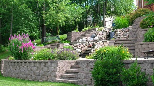 landscaping design - garden center