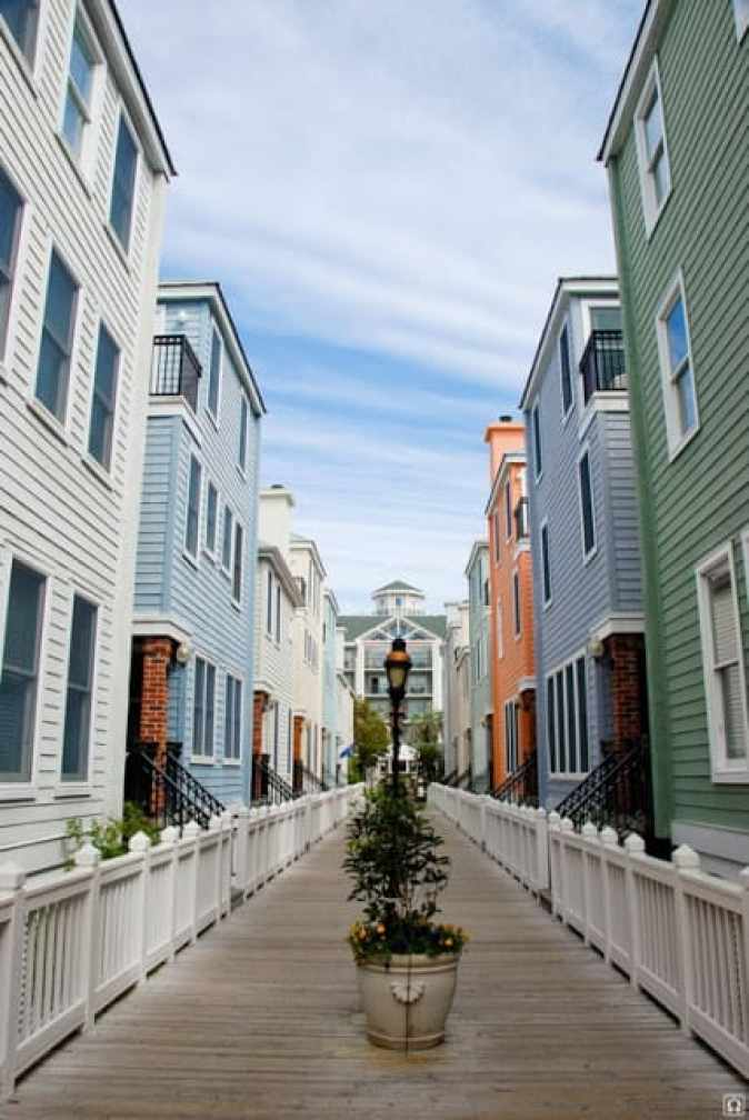 Southern Charm - Southern Vacation Attractions