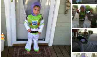Toy Story Costume: Buzz Lightyear Review….The BEST Ever!!
