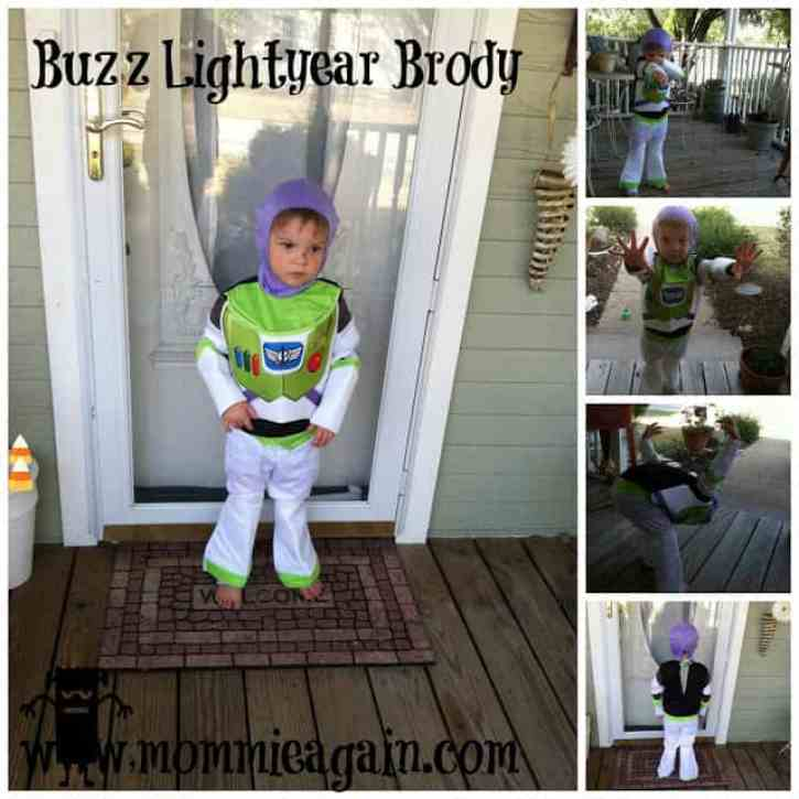 Toy Story Costume: Buzz Lightyear Review....The BEST Ever!!