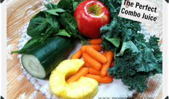 The Perfect Lunchtime Juice – Great Combo!