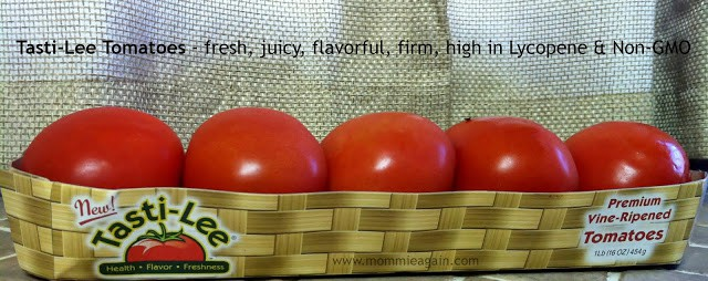 What's a Salad without Tomatoes!