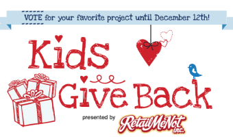 Kids Give Back – Boys and Girls Clubs of America