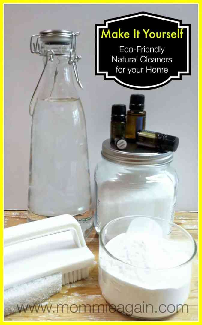 5 DIY Eco-Friendly Natural Cleaners for your Home