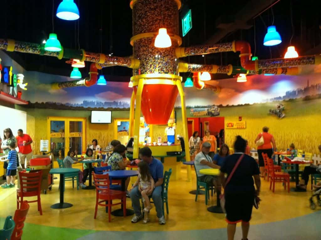 Grapevine Mills Legoland And Aquarium | HOUSE OF FISHERY LOVERS