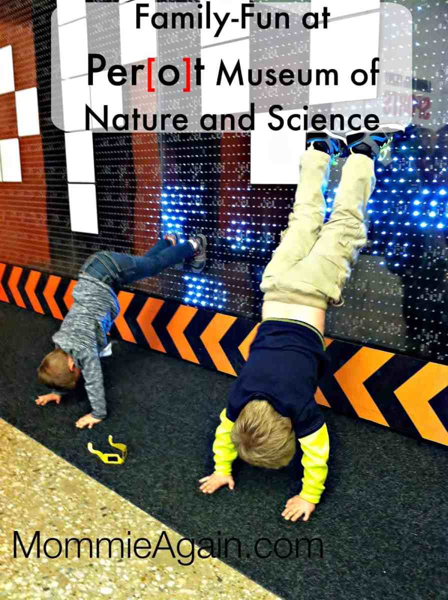 Perot Museum of Nature and Science + Readers Discount & 4 TICKETS GIVEAWAY