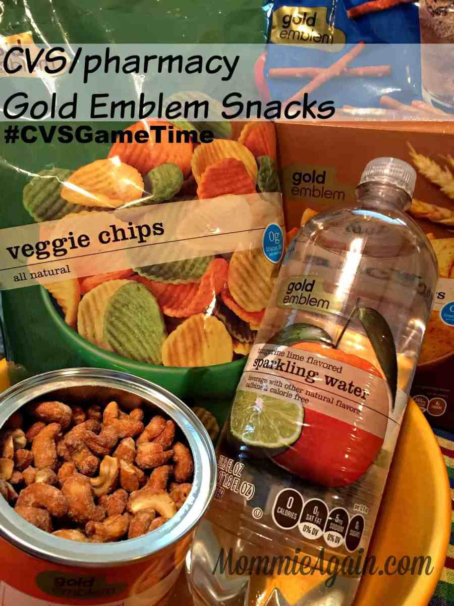 Prepare for Your DIY Super Bowl Party with CVS/pharmacy Gold Emblem Foods