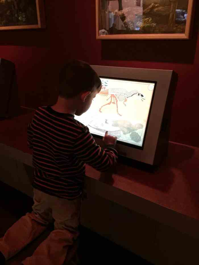 Another Visit to the Fort Worth Museum