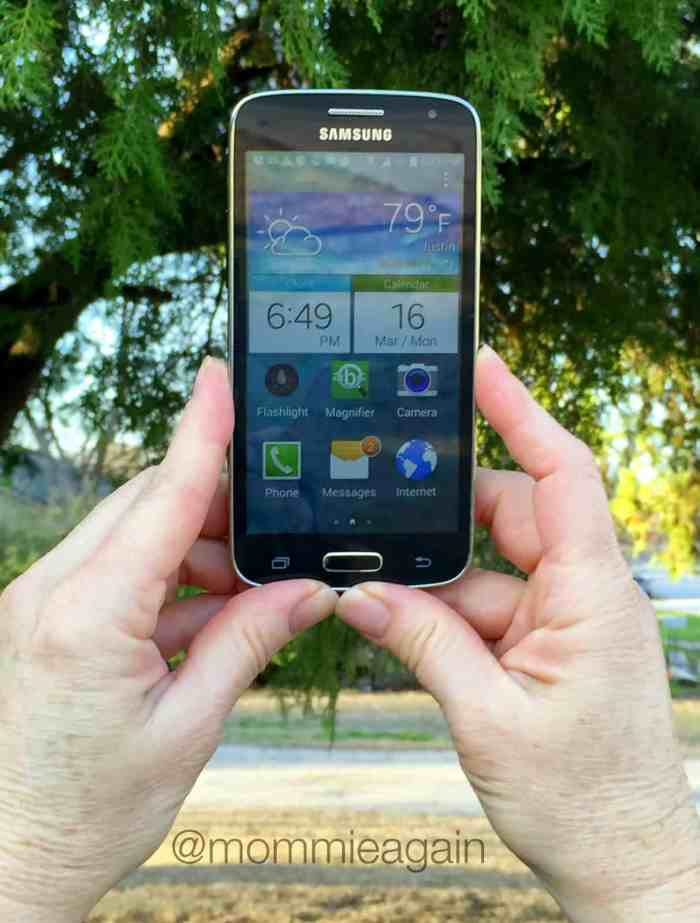 Samsung GALAXY Avant is a 4G LTE Smartphone