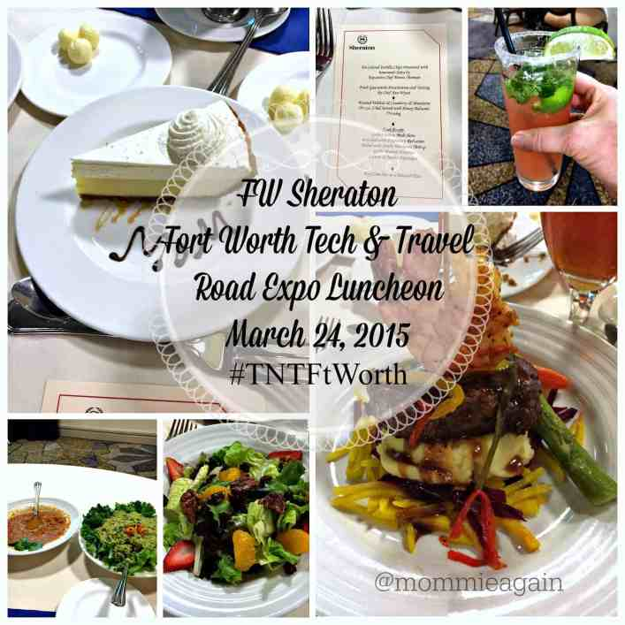 Fort Worth TNT Roadshow Luncheon & Expo Sheraton FW