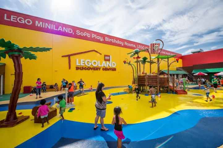 Pirate Beach at LEGOLAND Discovery Grapevine Opens for Summer