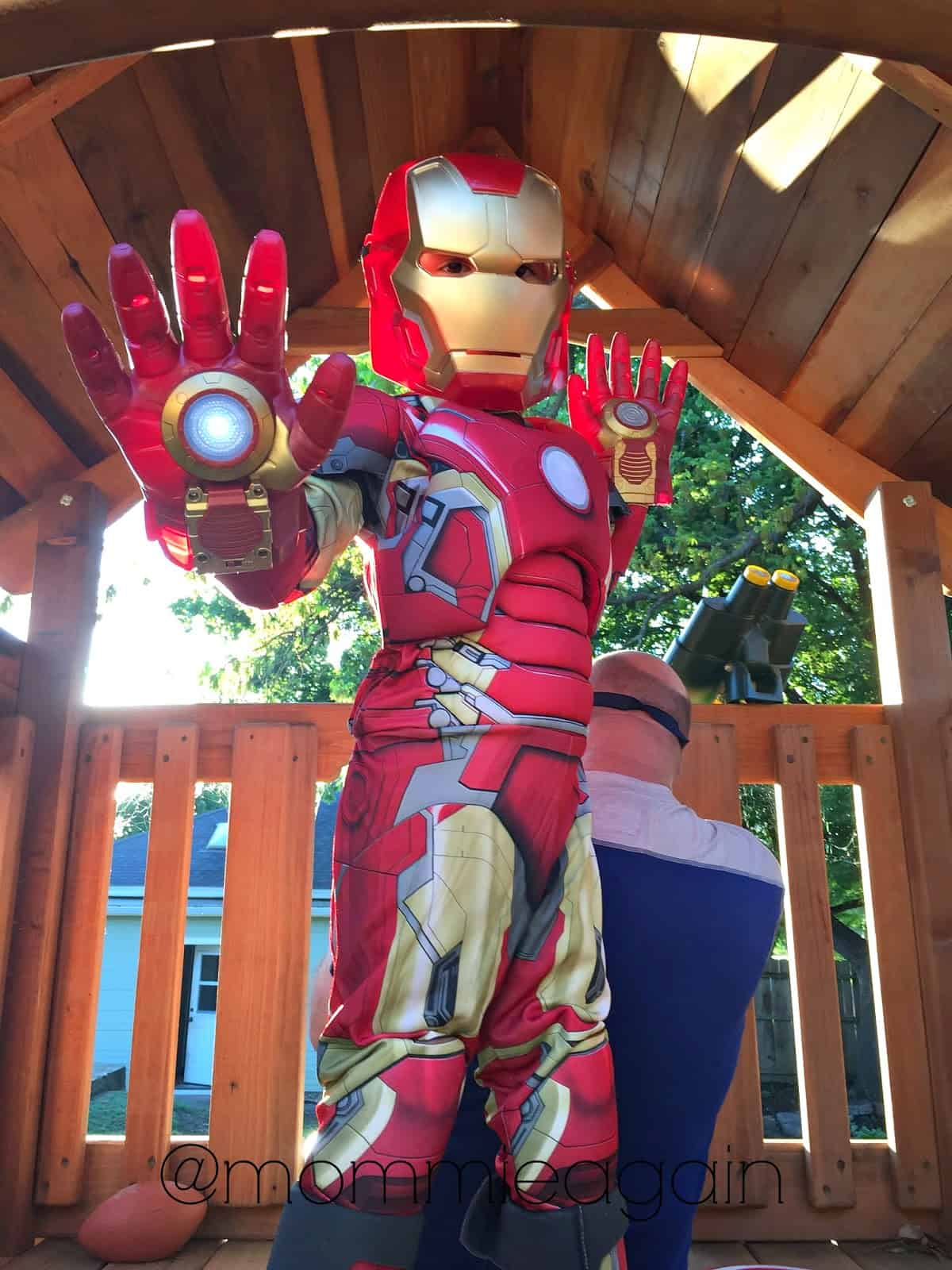The Avengers Age Of Ultron Iron Man Costume