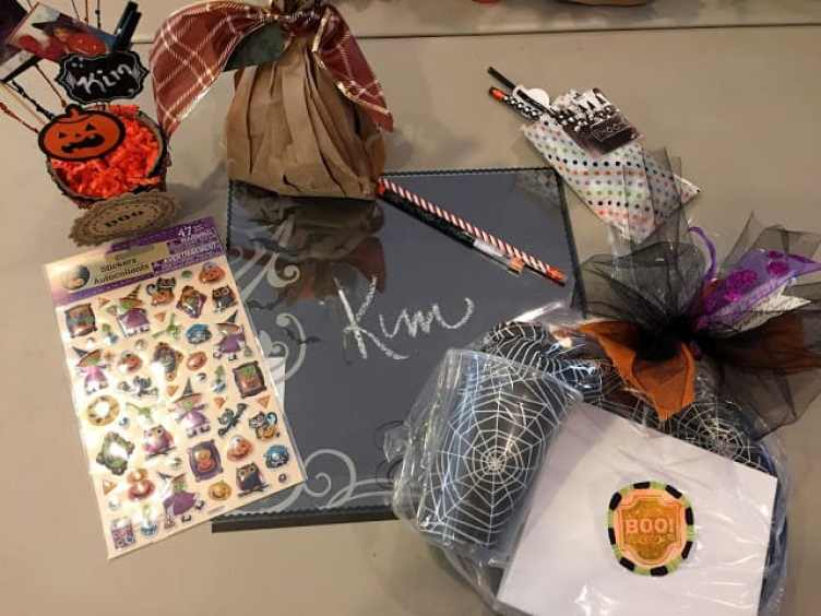 Fall Craft Class: Pumpkin on Canvas