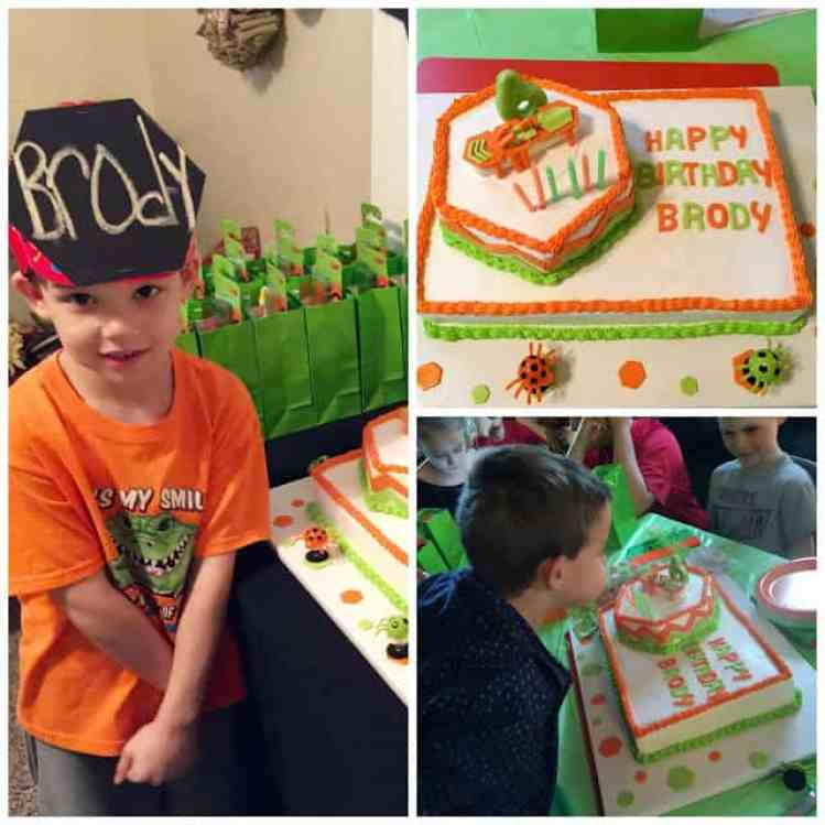 My Son's HEXBUG Birthday Party - SUCCESS!