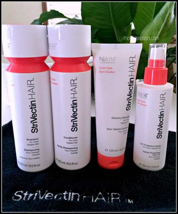 Introducing StriVectin HAIR for Color Treated Hair