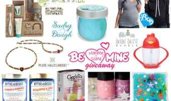 Be Mine Giveaway for Baby and Mom – ENDED