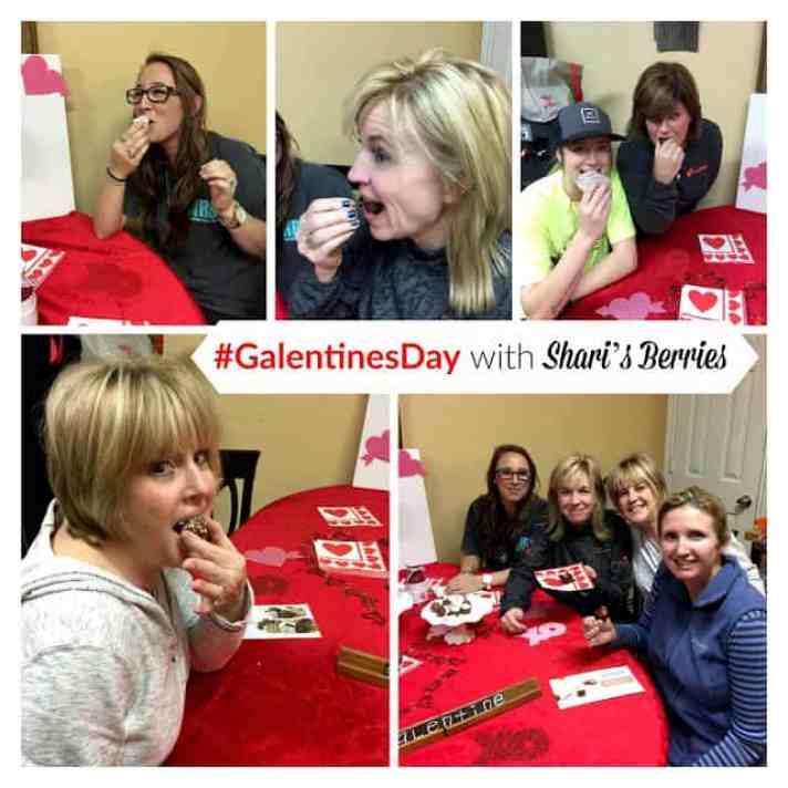 Celebrate With Your Besties this #GalentinesDay with Shari's Berries